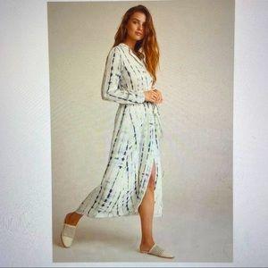 Indigo Casual Maxi Dress